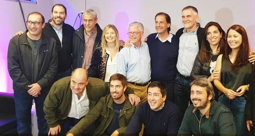 Fuerte respaldo de Intendentes Bonaerenses a Rubén Romano