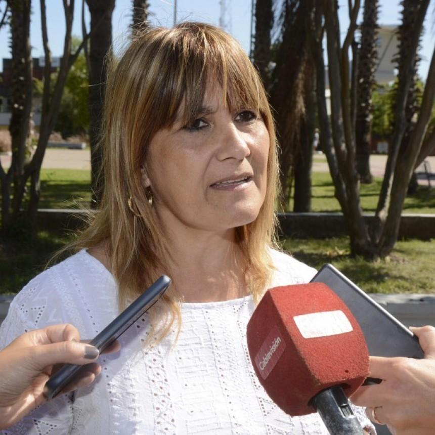 Nancy Bianchi : estamos activando el cumplimiento del S.A.E Servicio Alimentario Educativo