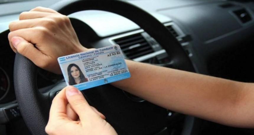 Se extiende por 90 días el vencimiento de las licencias de conducir