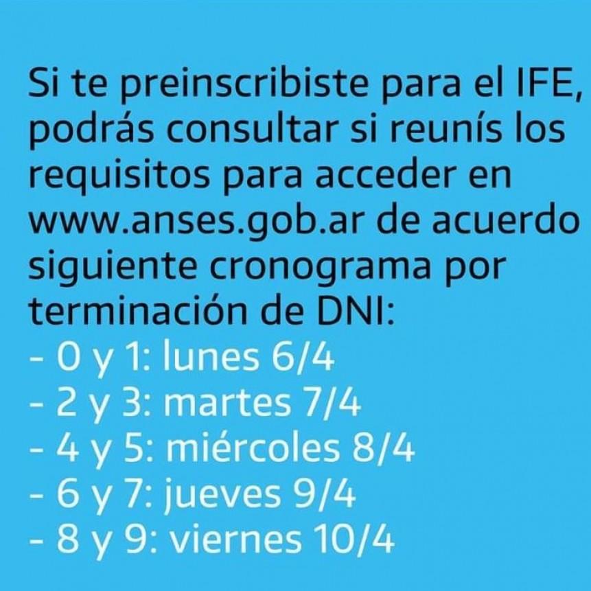 Soledad Alonso : hoy la información del IFE será para las personas con documentos que finalizan en 0 y 1