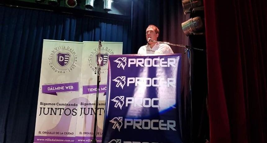 Diego Lis :  todos los Clubes en mayor o menor medida tenemos problemas económicos