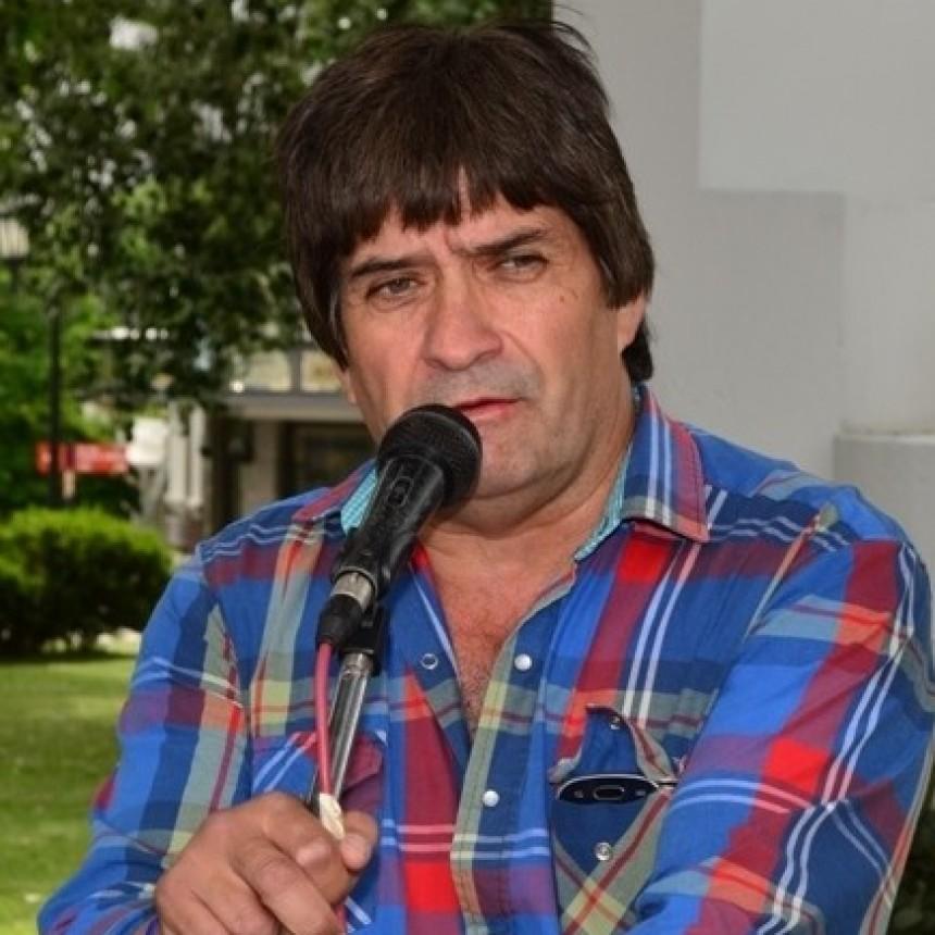 Oscar Villarreal : no todos los compañeros cobraron el bono de 33.000 pesos