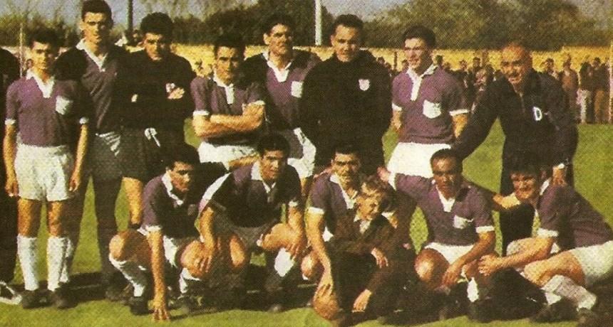 Falleció Rubén Borean integrante del primer equipo campeón de Villa Dálmine en 1961