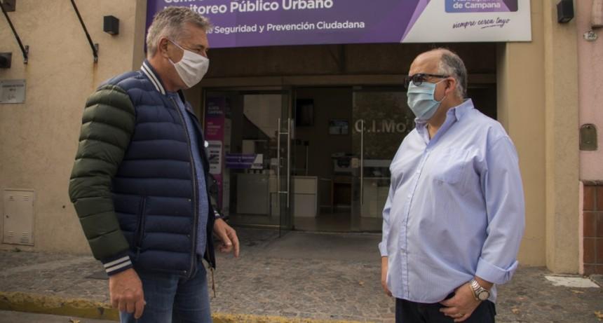 Cuarentena: intensifican los controles policiales en los accesos a la ciudad