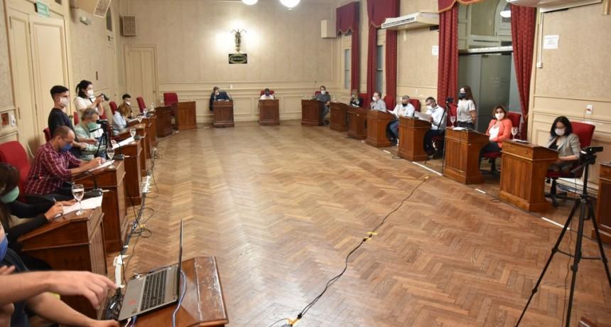 El Concejo Deliberante aprobó la emergencia económica en la ciudad por la pandemia