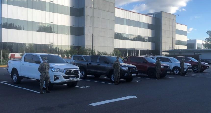 La contribución de Toyota Argentina en la pandemia por el COVID-19