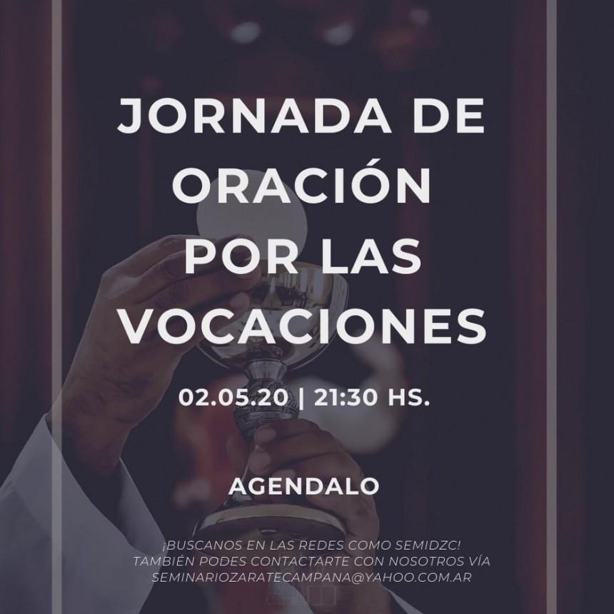 Invitación del Seminario San Pedro y San Pablo.