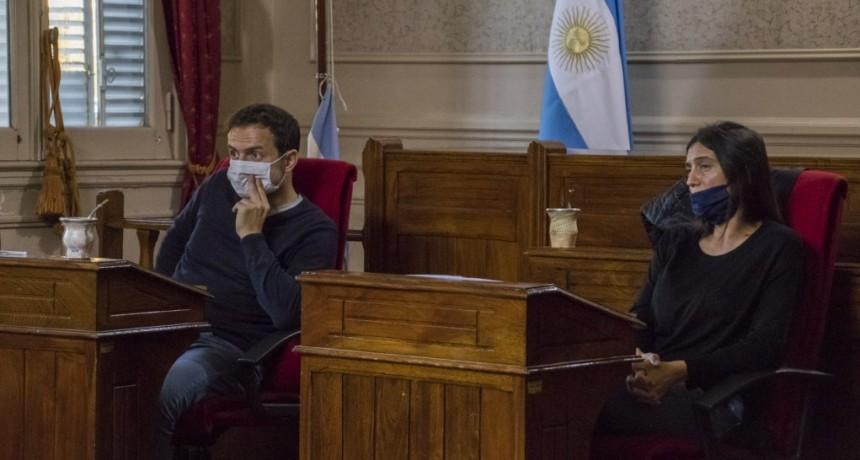 El Intendente e instituciones analizaron la emergencia económica y social en la ciudad por el Covid-19