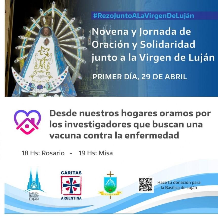 Mensaje de nuestro Obispo de la Diócesis Zárate-Campana Pedro Laxagüe