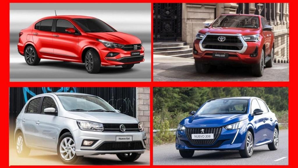 Crecimiento de la industria automotriz en marzo