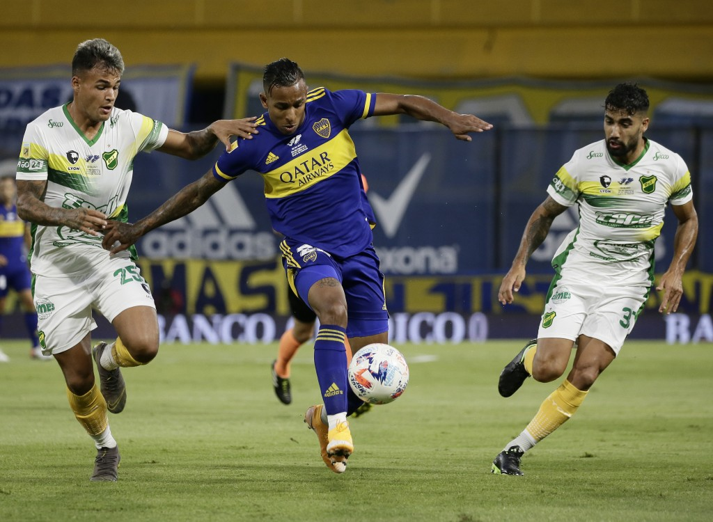 Boca Juniors volvió al triunfo en condición de local