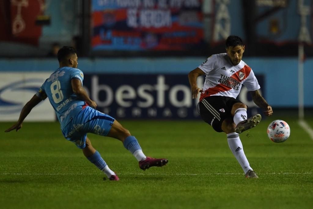 River Plate no pudo romper el cerrojo que le propuso Arsenal