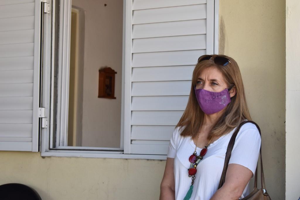 Nancy Rodriguez :  La prioridad tiene que ser cuidar la salud de los y las campanenses