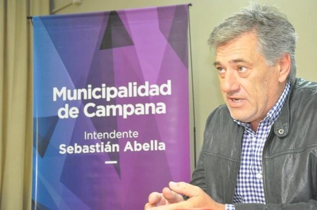 FIESTA CLANDESTINA EN EL CENTRO DE CAMPANA