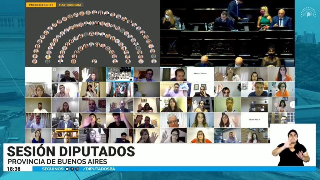 LA MORATORIA PARA EL INMOBILIARIO Y LAS PATENTES TIENE MEDIA SANCIÓN DE DIPUTADOS