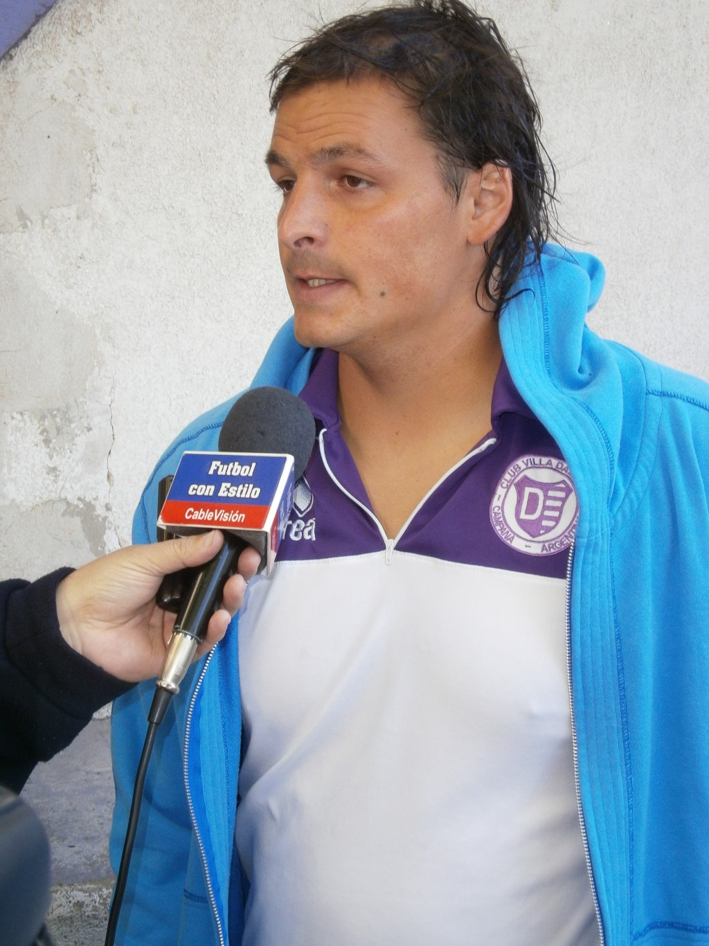 "Agustín Gómez en ""Fútbol Con Estilo"""