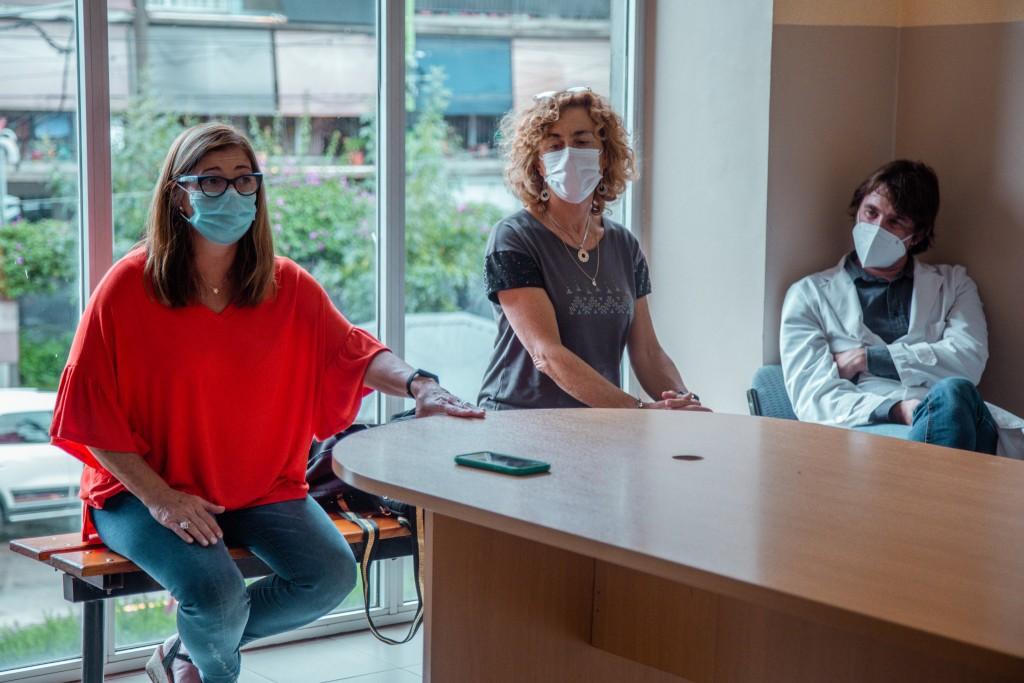 El Municipio crea una Unidad de Testeo en el hospital para enfrentar la segunda ola