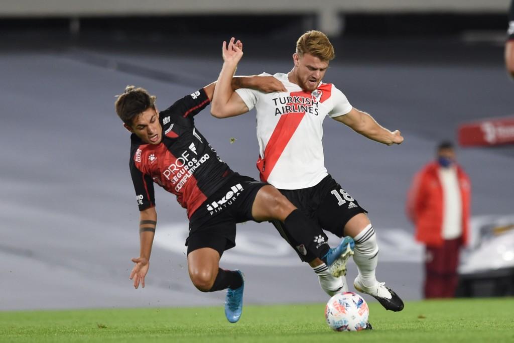 River Plate logró un importante triunfo ante Colón de Santa Fe