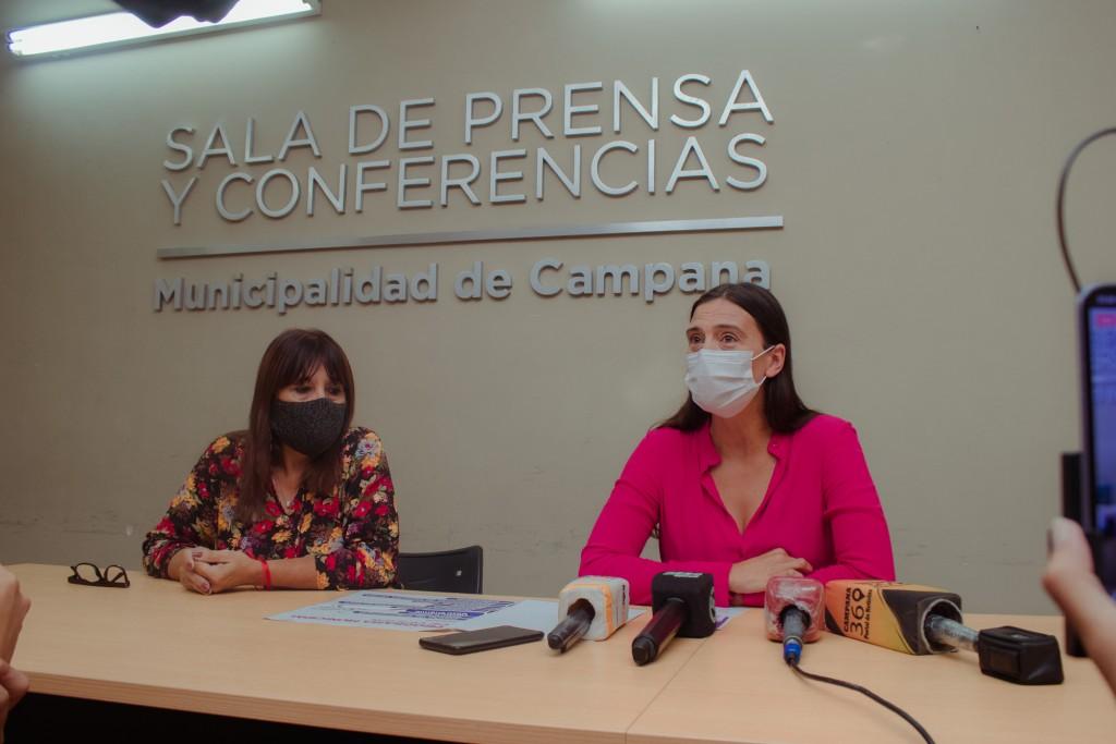Elisa Abella anunció los cursos del primer Programa Municipal de Oficios