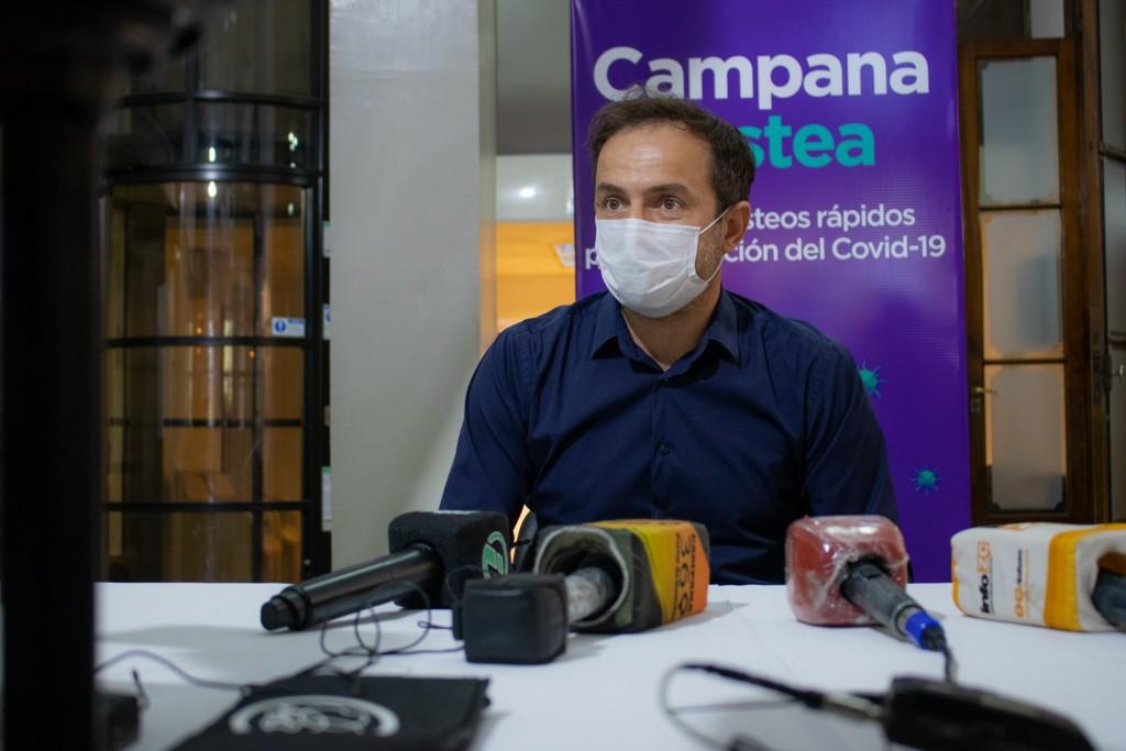 COVID-19: el Intendente pidió responsabilidad para que no aumenten las restricciones