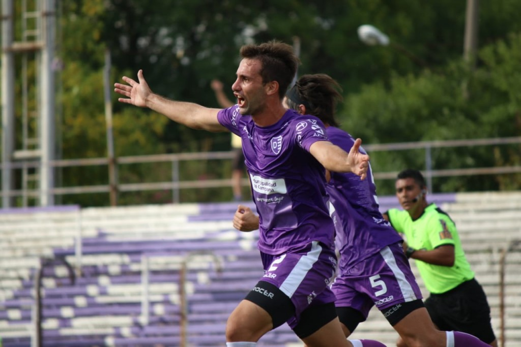 VILLA DALMINE CON MODIFICACIONES OBLIGADAS RECIBE LA VISITA DE ALL BOYS
