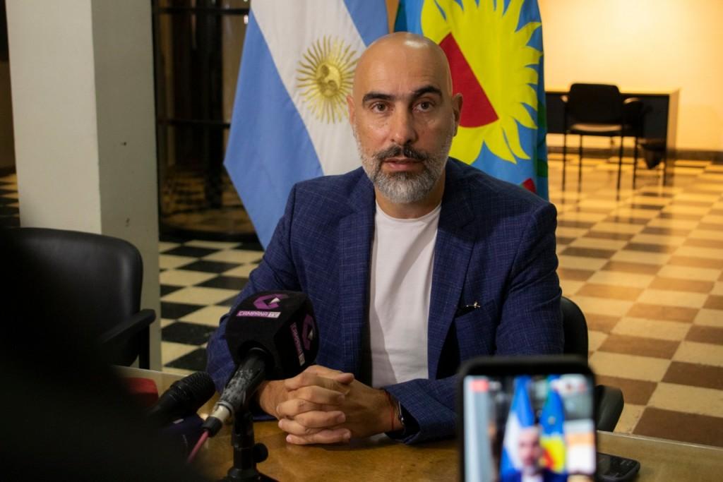 """Sabor :  El decreto del Presidente ratifica que Campana sigue en fase 3 y por eso continuarán las clases presenciales"""""""