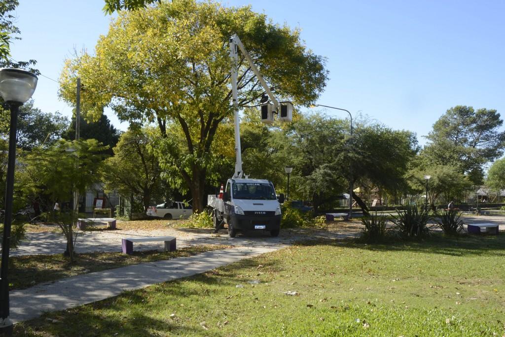 Ya se encuentra trabajando el camión volcador adquirido por el Municipio