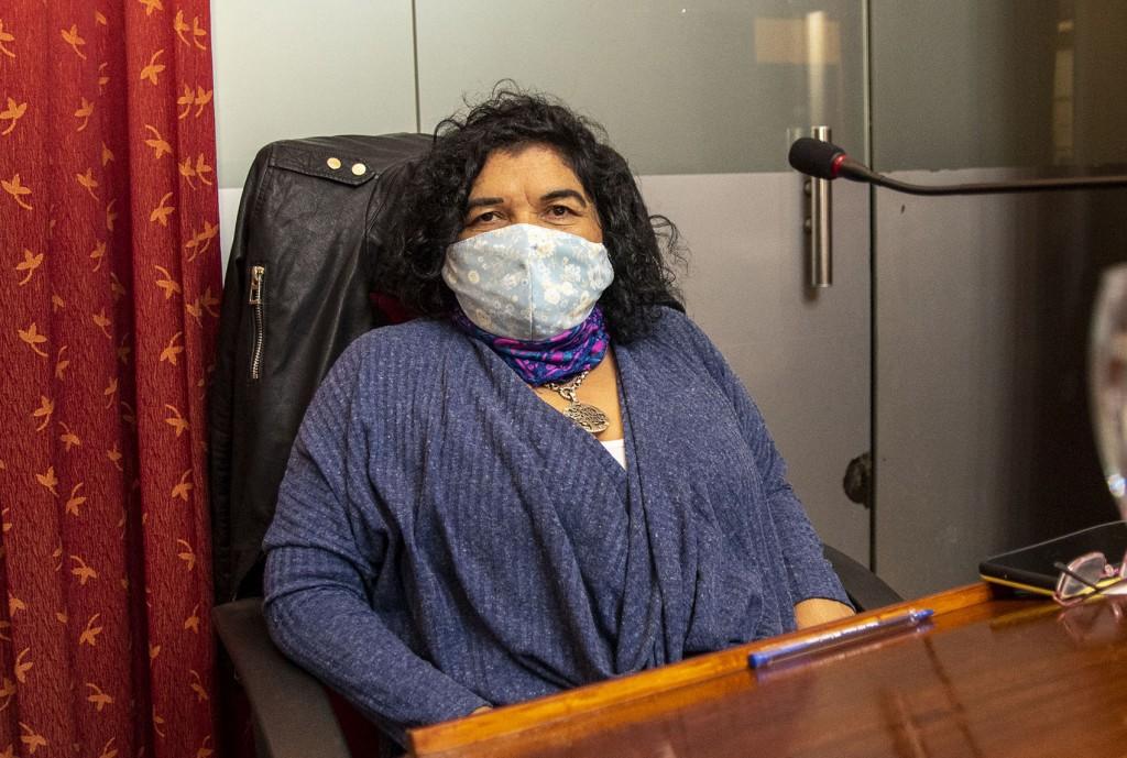 Medina pidió que prioricen a las personas con discapacidad en la campaña de vacunación contra el Covid-19