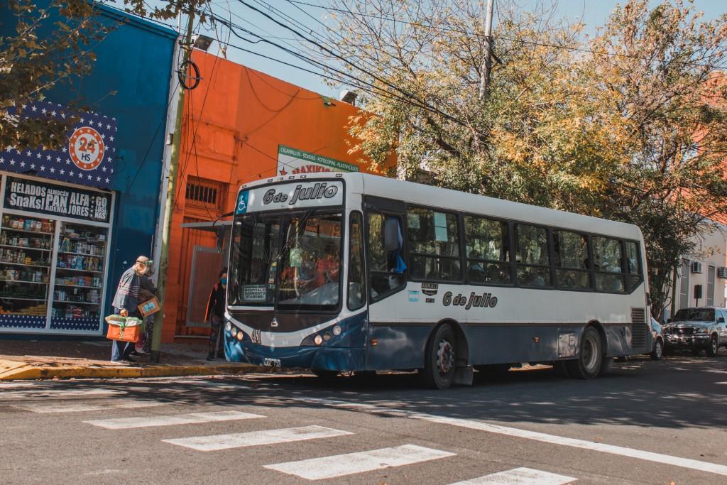 El Municipio controlará el cumplimiento de los protocolos en el transporte público