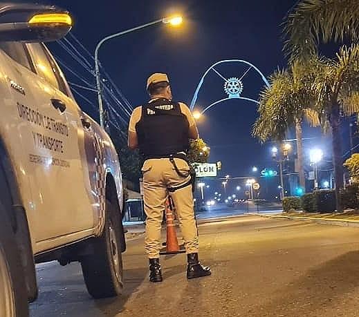 Intensifican los controles en los accesos de la ciudad