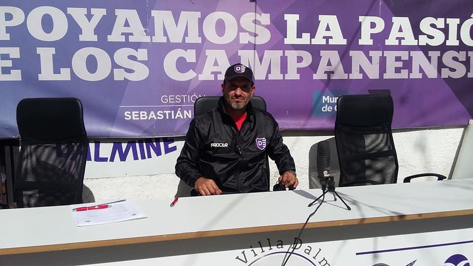FUE PRESENTADO OFICIALMENTE EL NUEVO ENTRENADOR DE VILLA DALMINE
