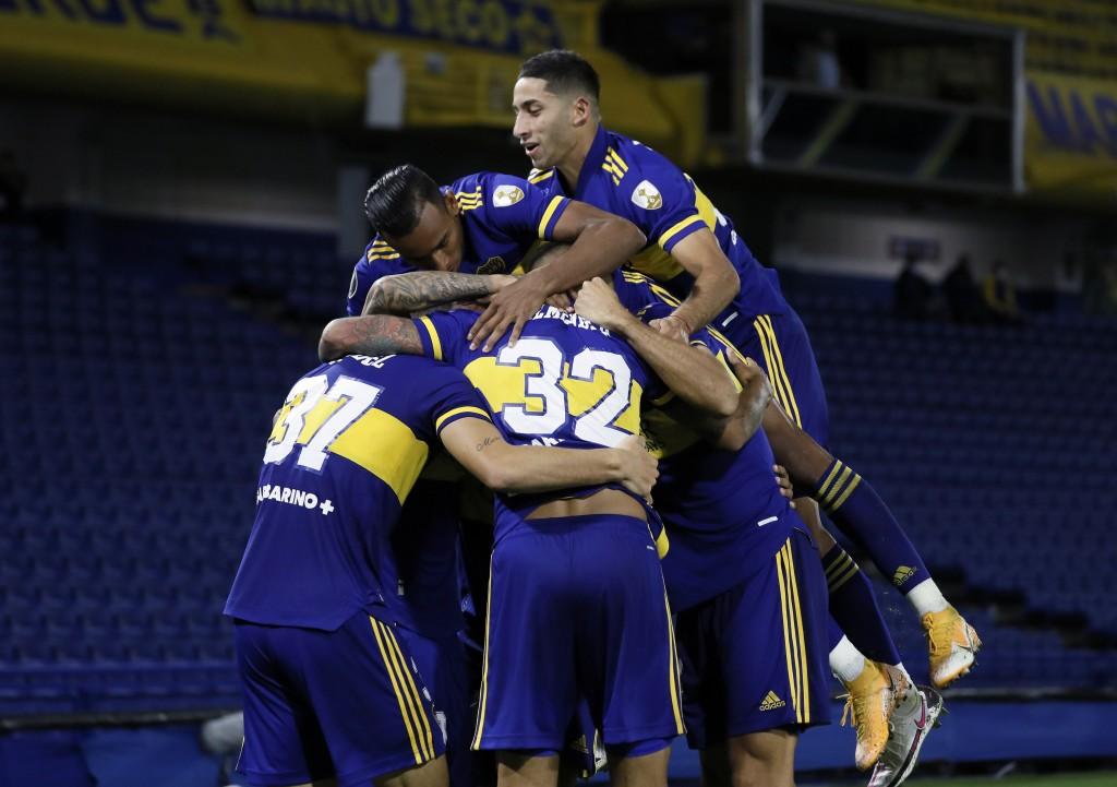 Boca Juniors logró su segundo triunfo consecutivo en la Copa