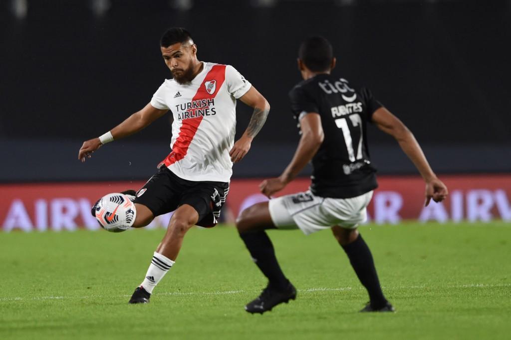 River Plate ganó con sufrimiento a pesar de que no tuvo fútbol