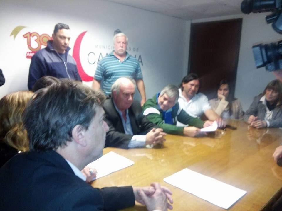 CARLOS BARRICHI : Abella se adjudicó los ascensos y pases a planta permanente cuando están reglamentados por la normativa vigente