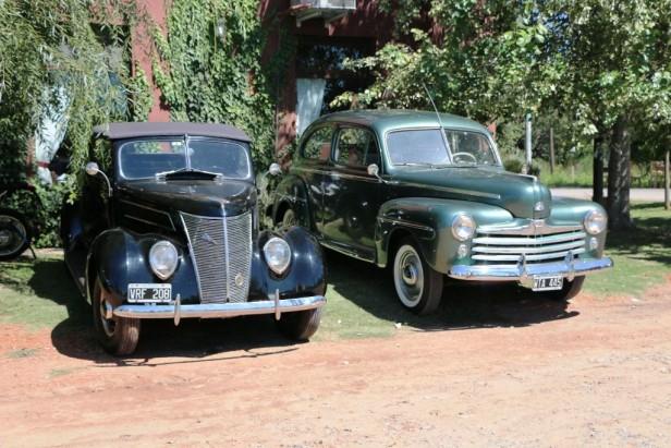 Club Ford V8 de la República Argentina visitará nuestra Ciudad