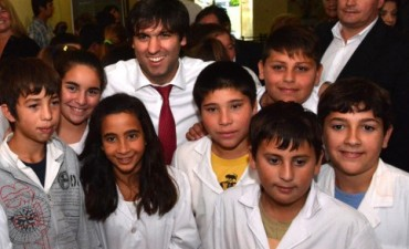 """HASTA 40% DE AUMENTOS BOSSIO: """"EN CAMPANA, 20.050 NIÑOS Y ADOLESCENTES RECIBEN ASIGNACIONES DE LA ANSES"""""""