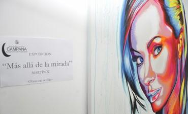 """La """"Casa de la Cultura"""" recibe la Muestra """"Más allá de la mirada"""", de Martín X"""