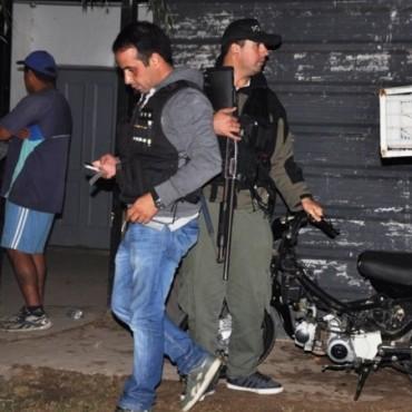 Otro operativo policial de saturación se concretó en cinco barrios de la cuidad