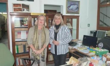 En homenaje a Ernesto Sábato  La escritora : María Luisa Márquez participa de una importante Antología