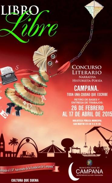 """Avanzan los preparativos para la Entrega de Premios del Certamen Literario """"Libro Libre"""""""