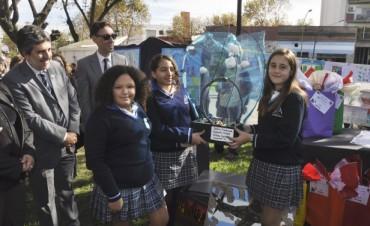 """Se entregaron los premios del Concurso de """"Manchas, Dibujo, Pintura y/o Escultura"""""""