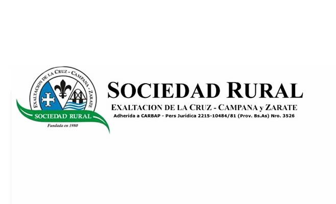 Comunicado de la Sociedad Rural de Exaltaciòn de la Cruz-Campana-Zàrate