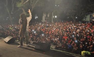 """Más de 20 mil personas disfrutaron del lanzamiento de """"AcercArte"""" en Campana"""