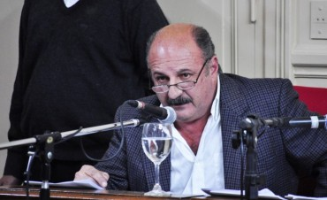 Carlos Cazador analizó el tratamiento de la rendición de cuentas 2015