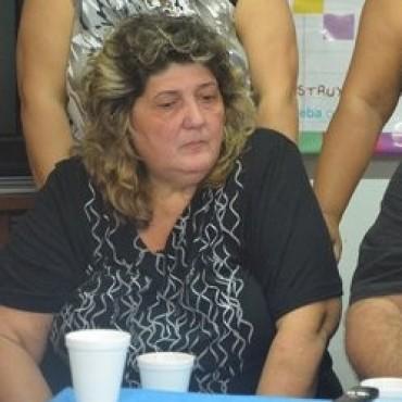 SONIA RAFAEL COMENTÒ SOBRE EL PARO DOCENTE DE HOY