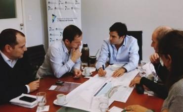 El gobierno nacional cederá los predios del ferrocarril para que el municipio avance con la nueva costanera