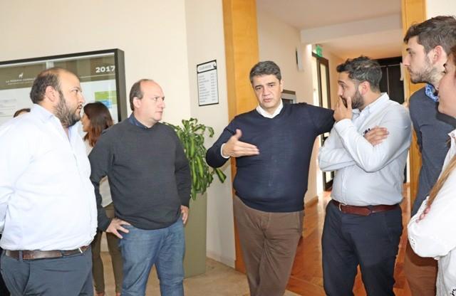 Sergio Roses participó del encuentro de Directores de Juventud de la Provincia