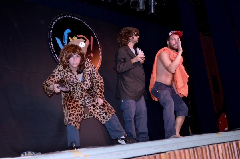 Fin de semana de música y teatro: la propuesta de Campana Joven fue un éxito