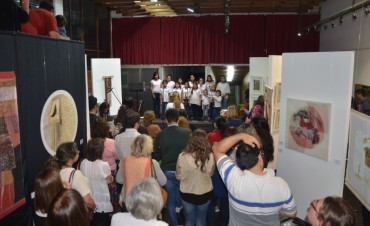 Se inauguró la muestra itinerante Ofrenda
