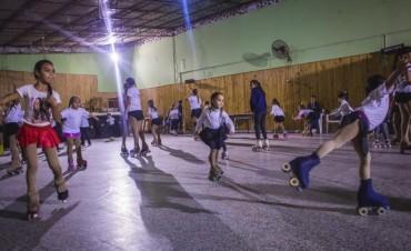 Alumnas de la Escuela Municipal de Deportes brindarán una gran Gala de Patín